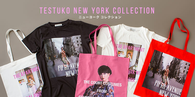 TETSUKO NEW YORK COLLECTION